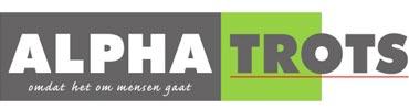 Hoofdsponsor Stichting Alphatrots